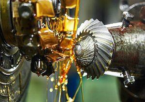 روغن کاری فلزات